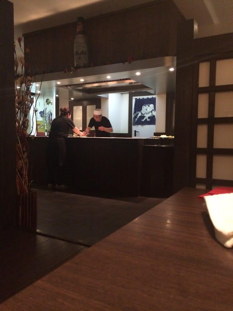 Fujiyama 22 foto cucina giapponese via valentini 5 for Finestra giapponese