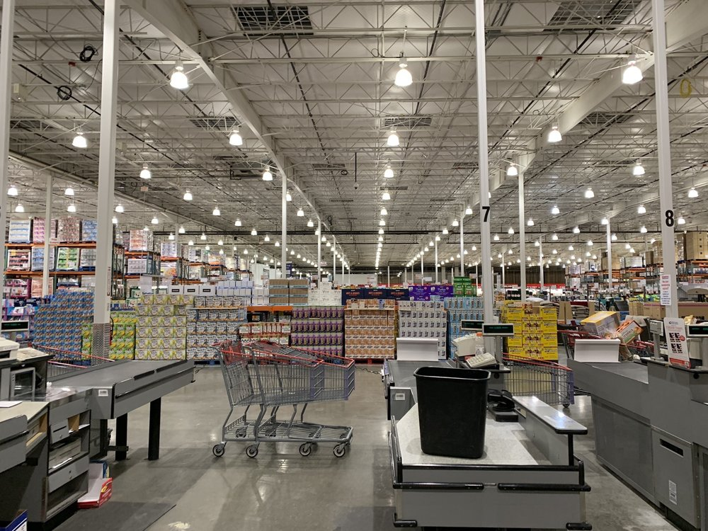 Costco Wholesale: 2 Mystic View Rd, Everett, MA