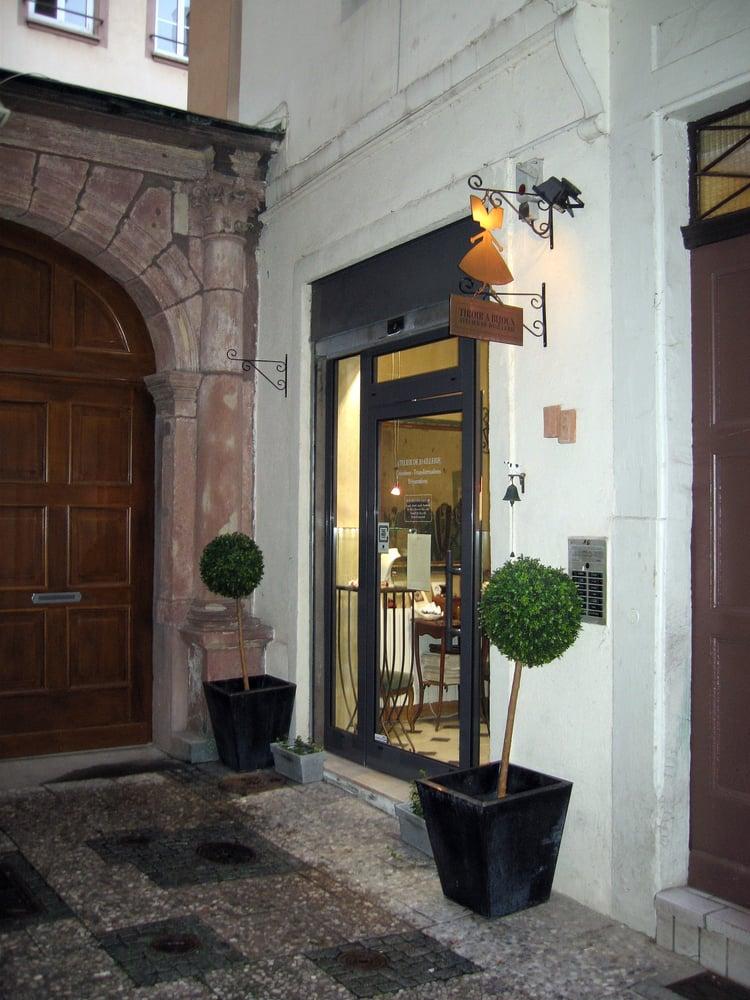 Le tirroir bijoux jewelry 16 rue du d me strasbourg for Rue du miroir strasbourg