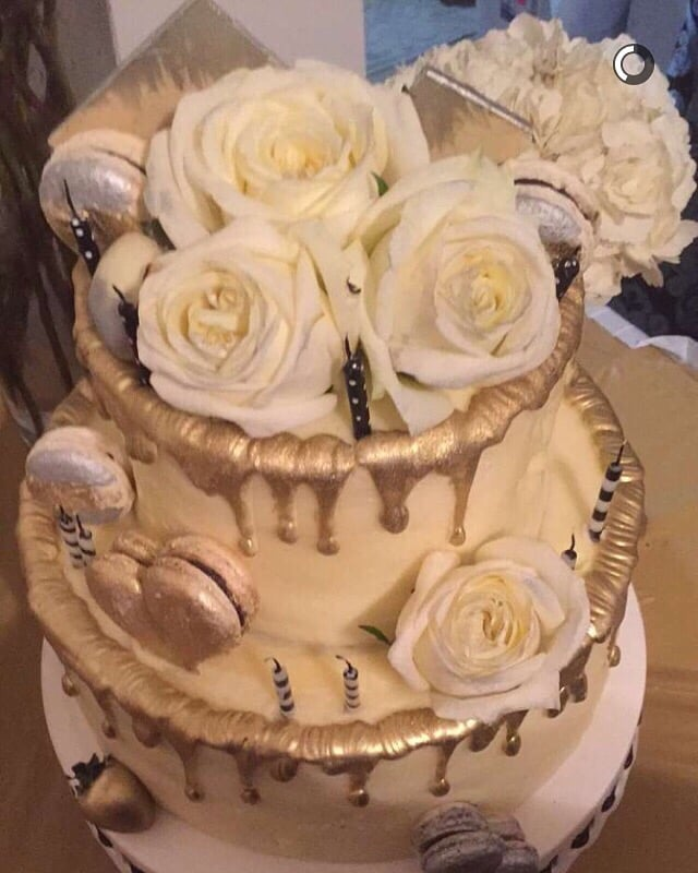 wedding cakes west reading pa all white two tiered caramel macchiato cake for a sweet 16 25936