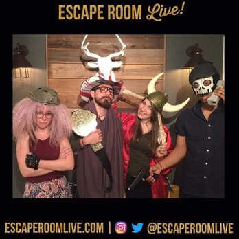 Escape Room Live Dc Georgetown 117 Photos 225 Reviews Arts Entertainment 3345 M St