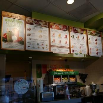 photo of jamba juice san diego ca united states menufront