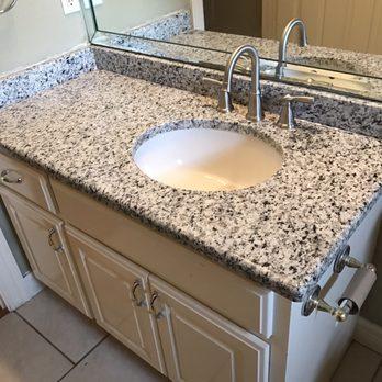 Granite Brothers Photos Reviews Countertop Installation - Bathroom countertops san antonio