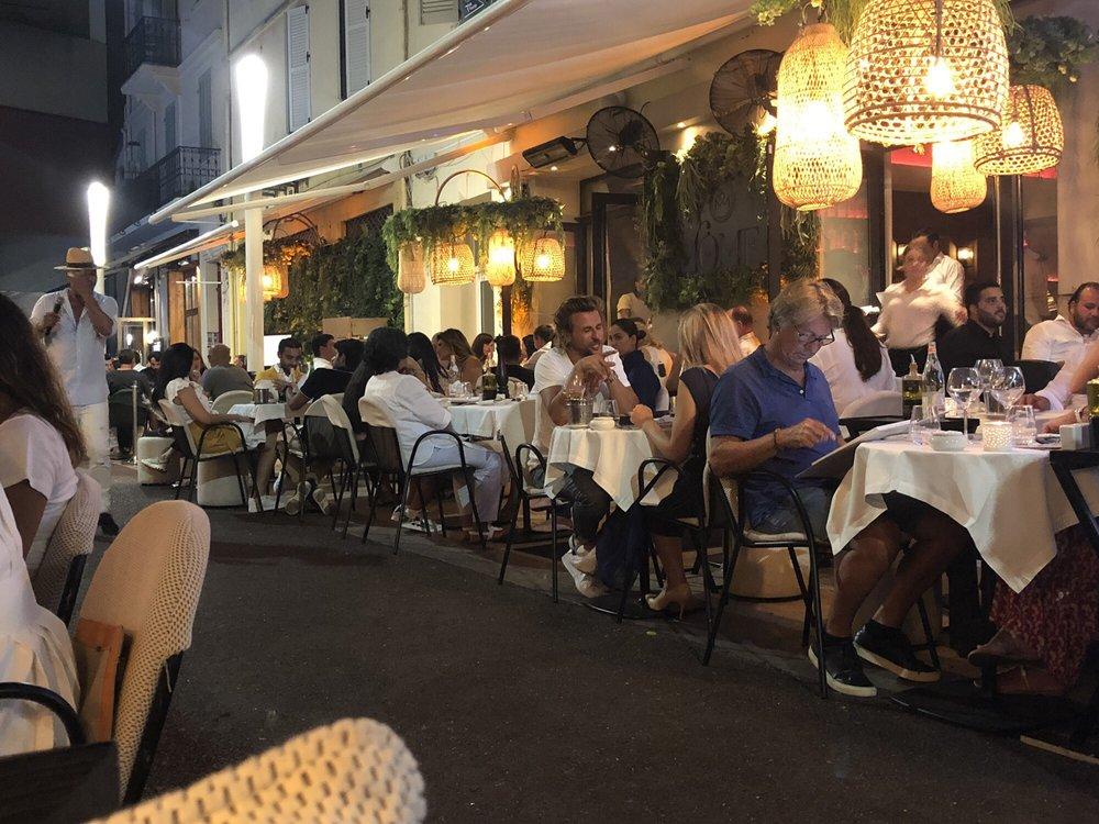 La Môme: 6 rue Florian, Cannes, 06
