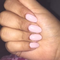 F and d bare nail