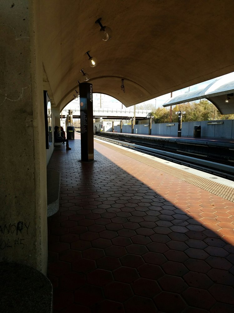 Cheverly Metro Station: 5501 Columbia Park Rd, Cheverly, MD