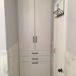 Awesome Photo Of NJ Custom Closets   Clifton, NJ, United States. Master Bath Build