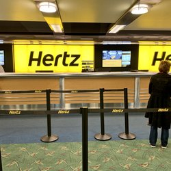 Photo Of Hertz A Car Portland Or United States My Wife
