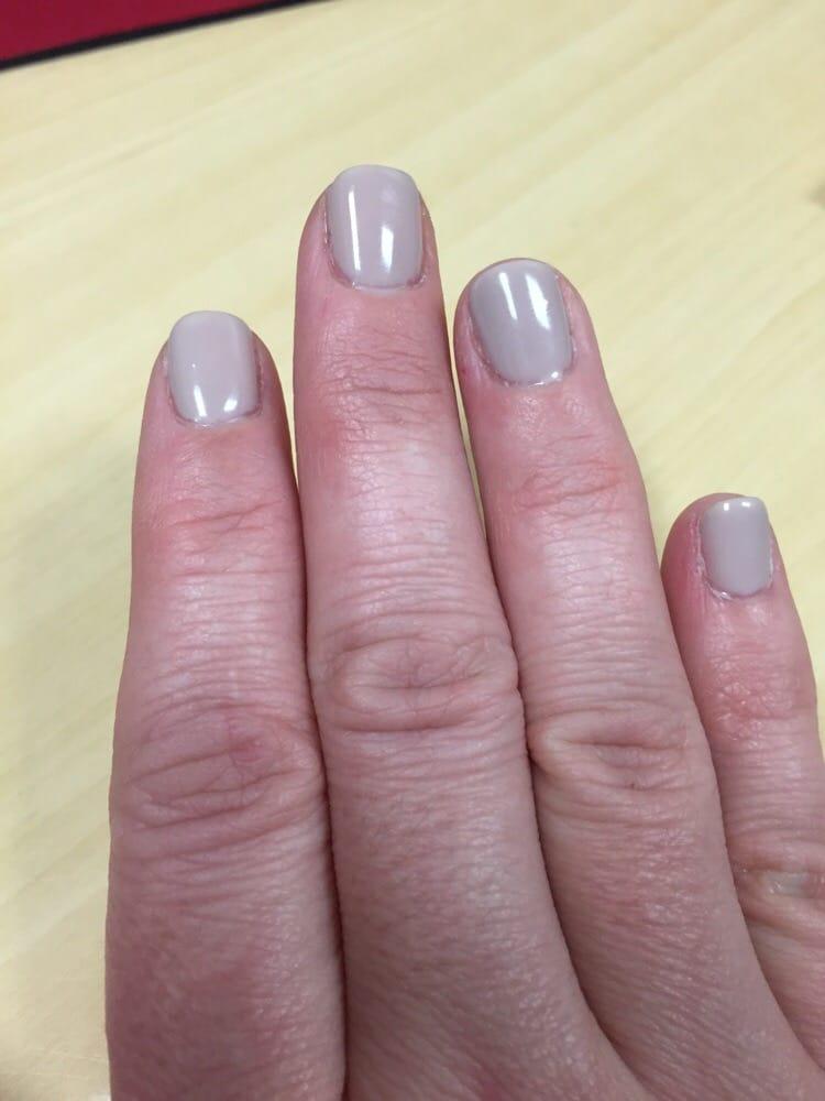 Neutral Tone Gel Manicure. - Yelp Neutral tone gel manicure. - Yelp Elegant Nails ielegant nails green bay wi