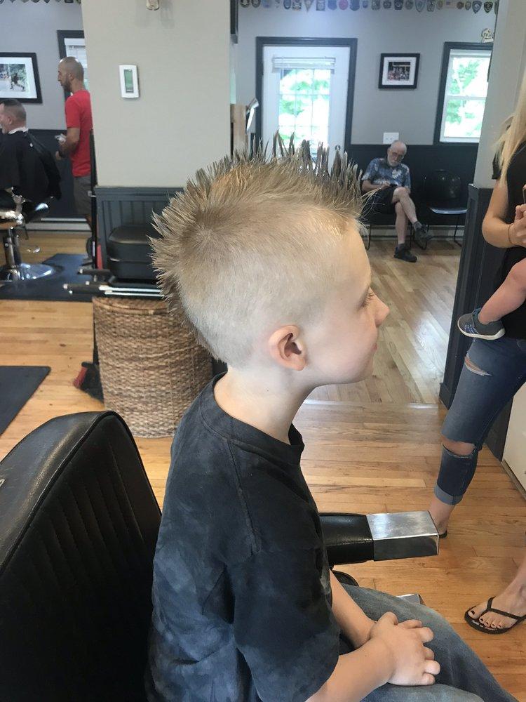 Nelson's Barber Shop: 51 N Main St, Belchertown, MA