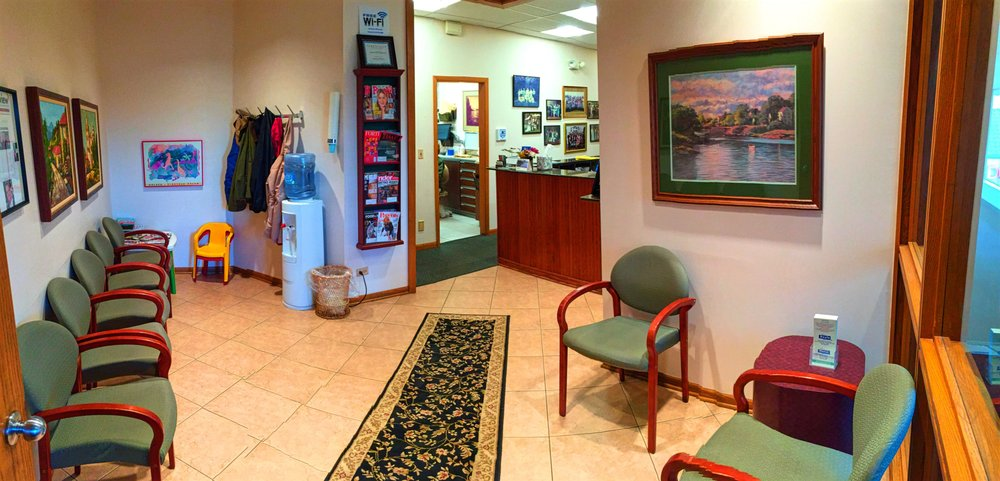 Burns Family Dentistry: 405 Lake Cook Rd, Deerfield, IL