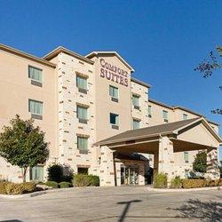 Photo Of Comfort Suites San Antonio North Stone Oak Tx
