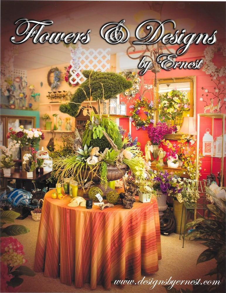 Flowers & Designs By Ernest: 1402 Live Oak St, Beaufort, NC