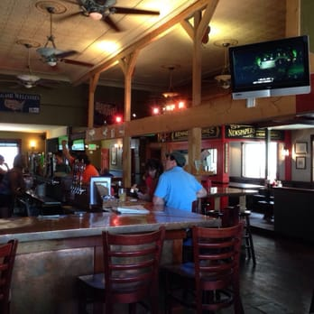 Photo of The Depot Sports Pub - Gardiner, ME, United States. Bar area