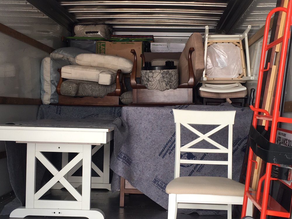 Consolidated Moving & Transport: 4405 SW 35th Ter, Gainesville, FL