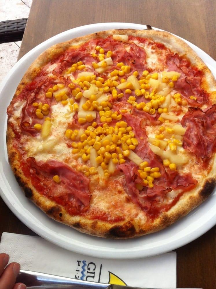 pizzeria faaker see