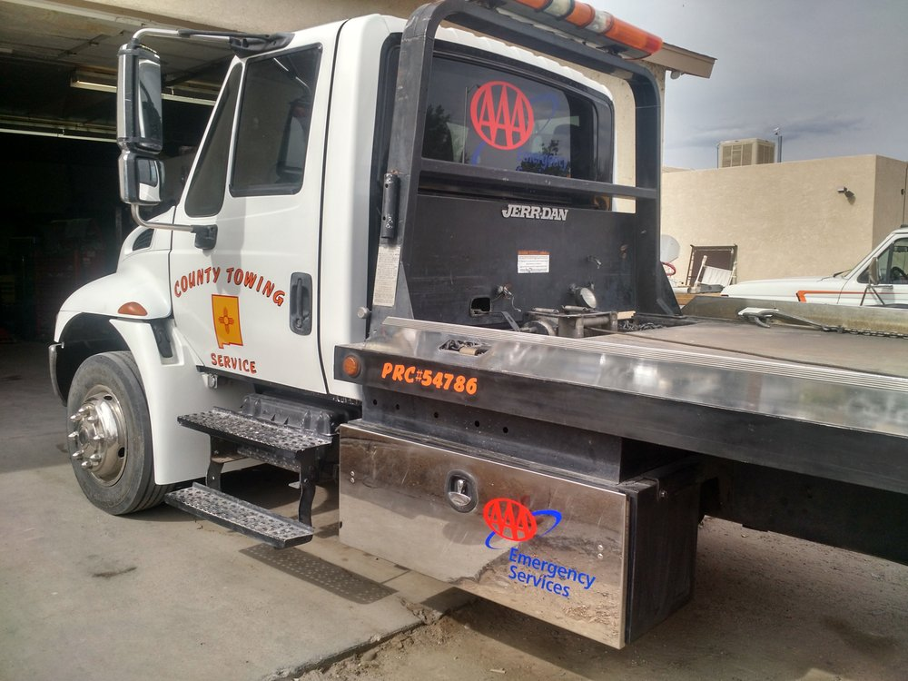 County Towing: 2292 Hwy 304, Belen, NM