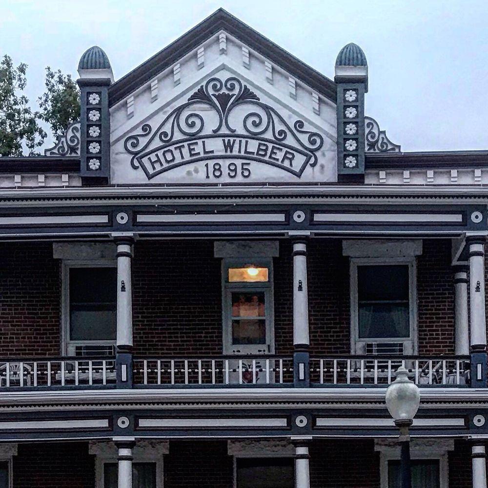 Hotel Wilber: 203 S Wilson St, Wilber, NE