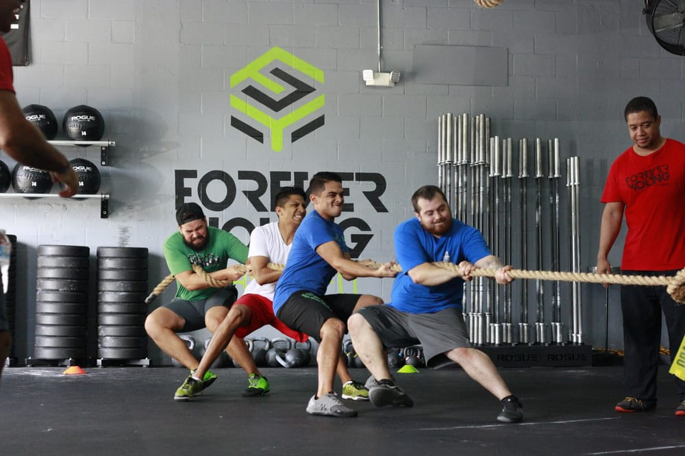Forever Young Crossfit: 5895 Carrier Dr, Orlando, FL