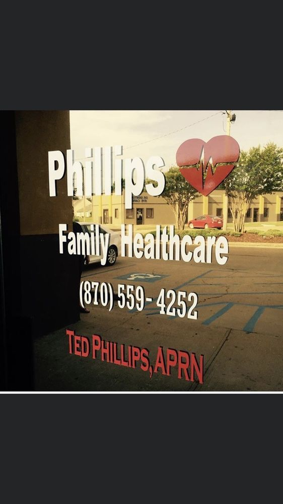 Phillips Family Healthcare: 2129 State Highway 77, Marion, AR