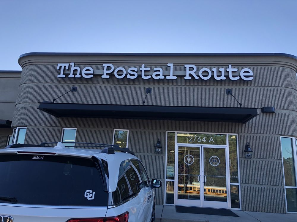 The Postal Route