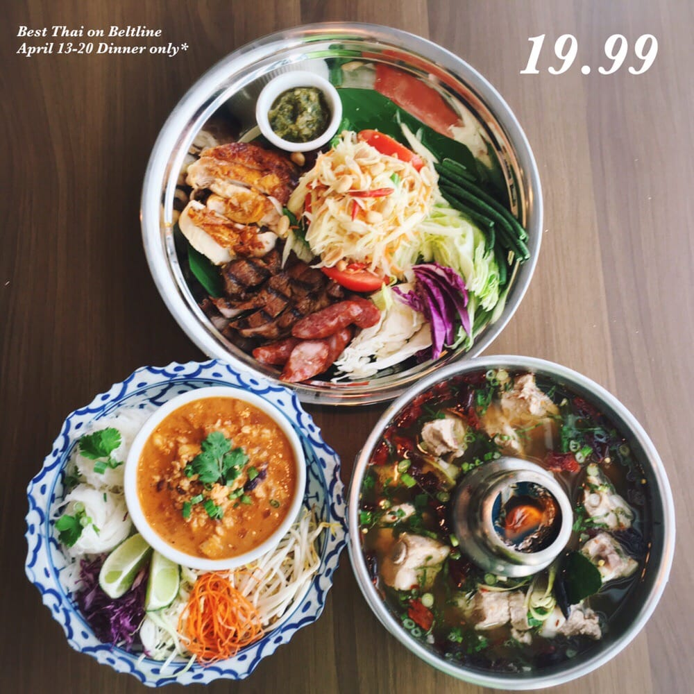 Best Thai Signature: 4135 Belt Line Rd, Addison, TX