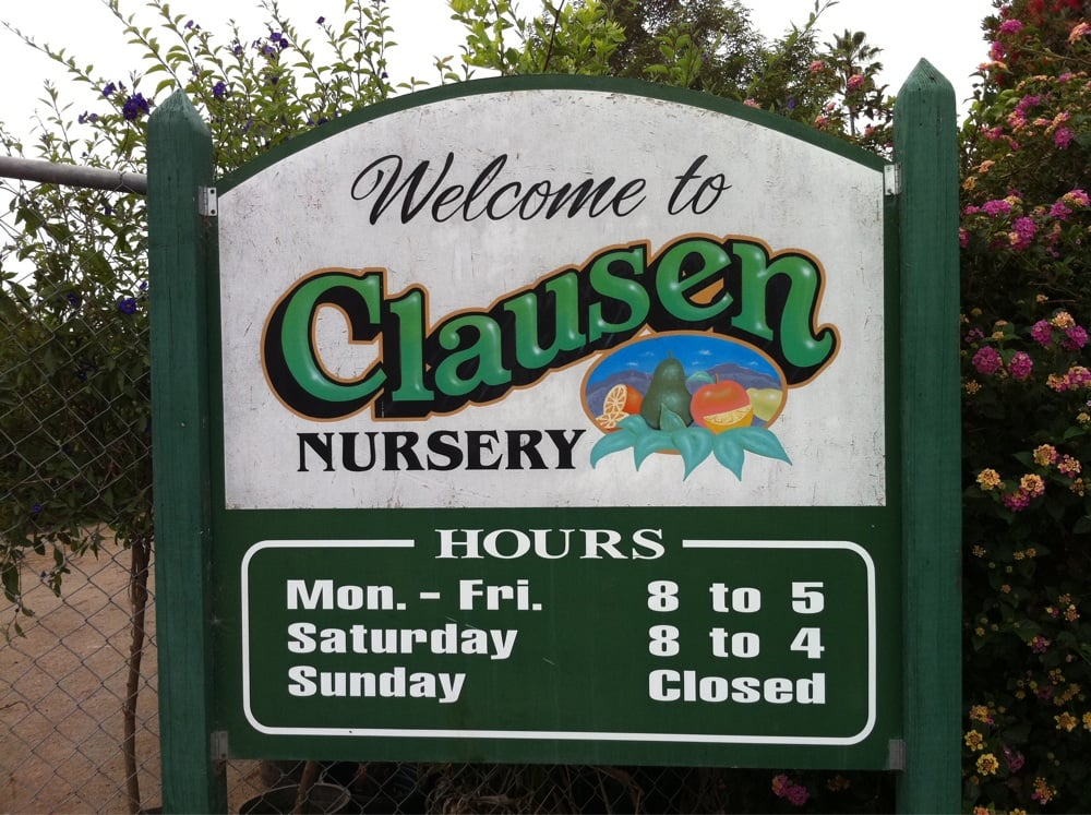 Photo Of Clausen Nursery Vista Ca United States