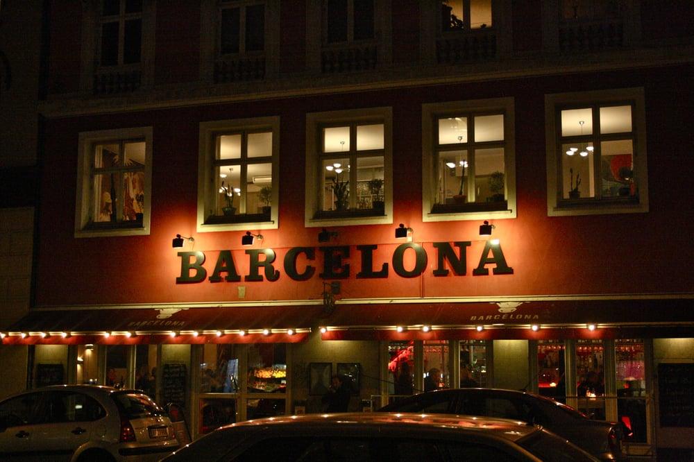 barcelona fælledvej