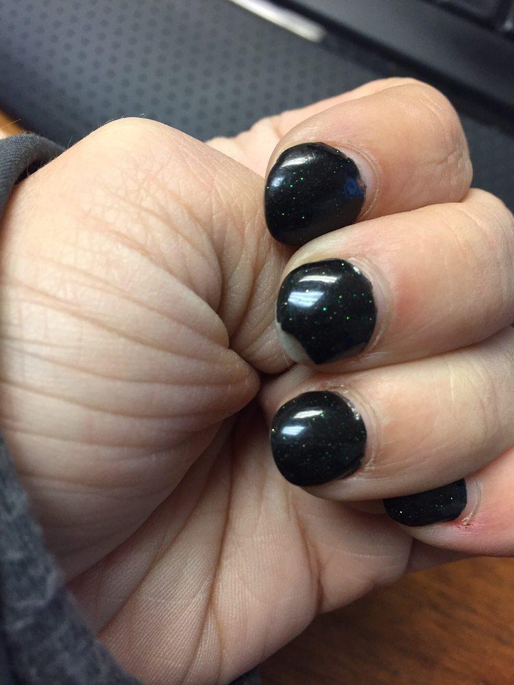 USA Nails: 8990 Manchester Rd, Saint Louis, MO