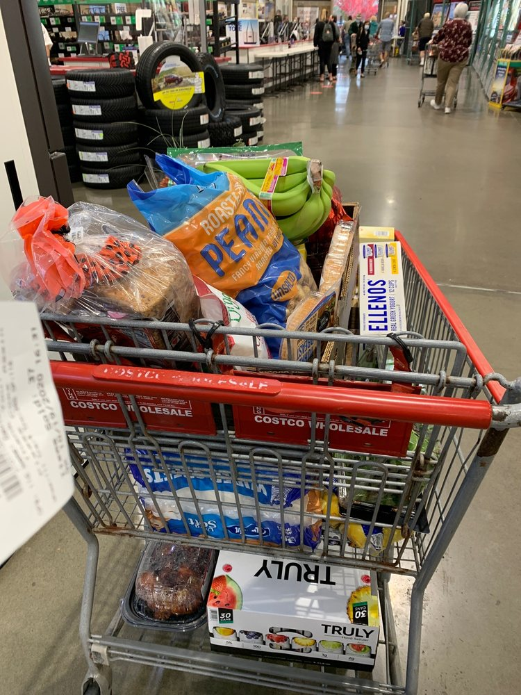 Costco Wholesale: 7850 SW Dartmouth Rd, Tigard, OR