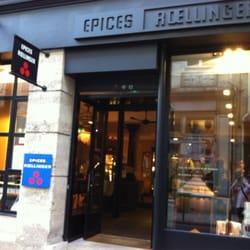 Épices Roellinger - Supérettes - 51 bis rue Sainte Anne, 2ème, Paris ... f1f8a6140a0