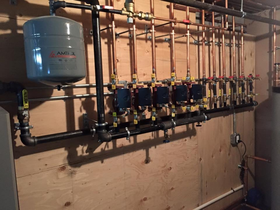 Greenwood Plumbing & Heating: 5 Minnesota Ave, Warwick, RI