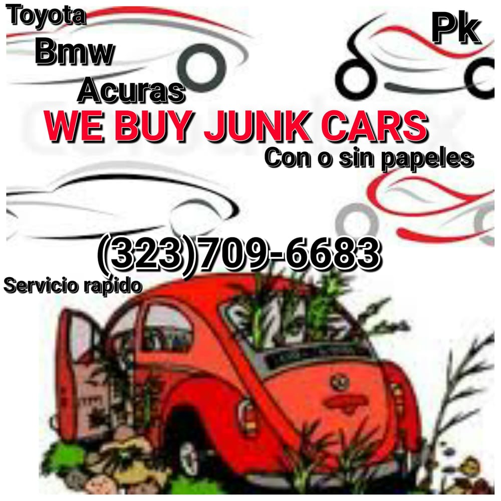 WE BUY JUNK CARS 24/7 RUNNING OR NOT... ANY CONDITION TOP DOLLAR ...