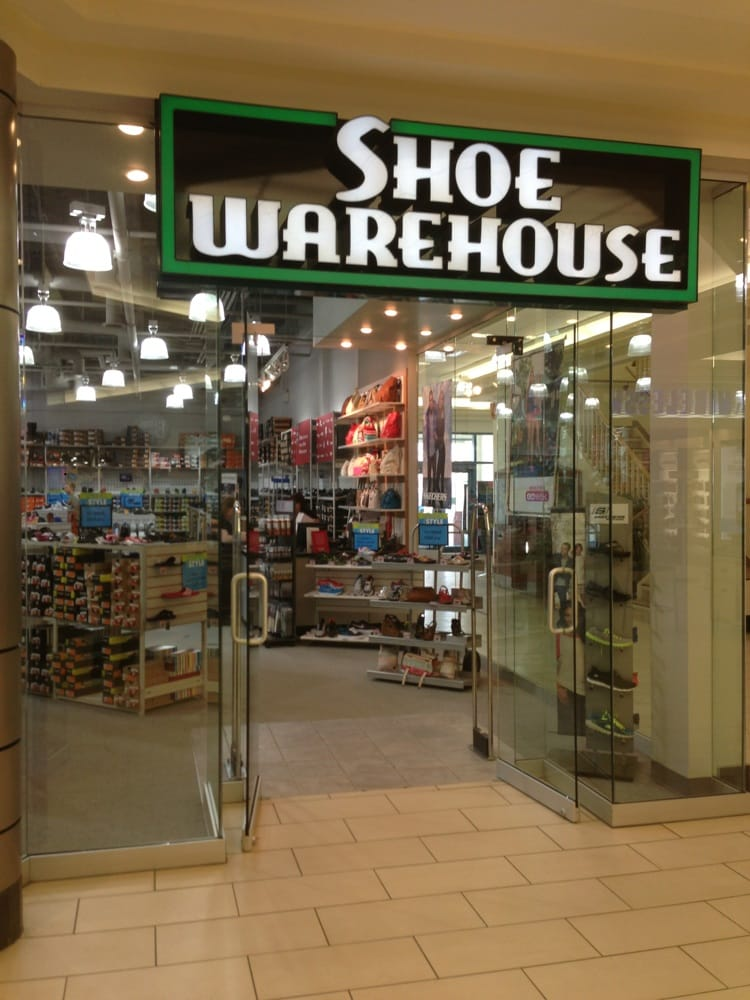 Shoe Warehouse Red Deer Ab