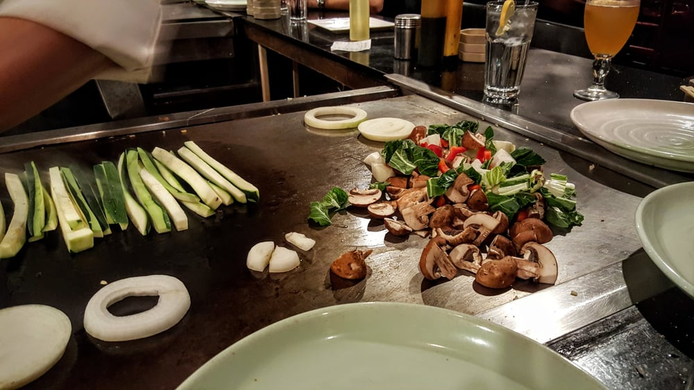 Shogun teppanyaki steak house san marcos ca yelp - Shogun japanese cuisine ...