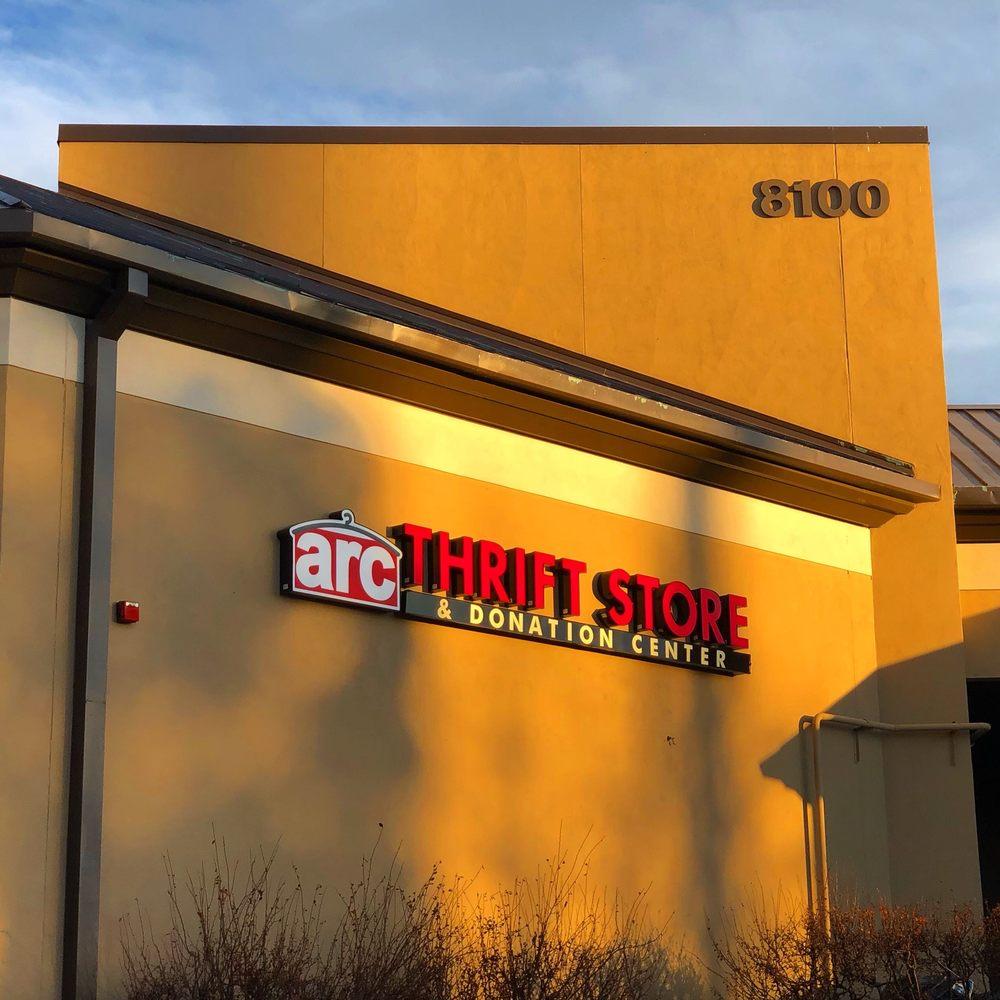 Arc Thrift Store: 8100 S Quebec St, Centennial, CO