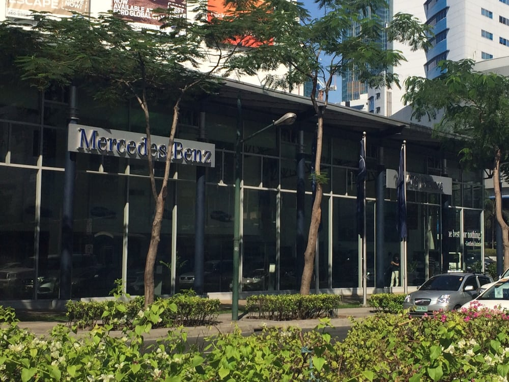 Mercedes benz car dealers 32nd street taguig city for Mercedes benz dealership phone number