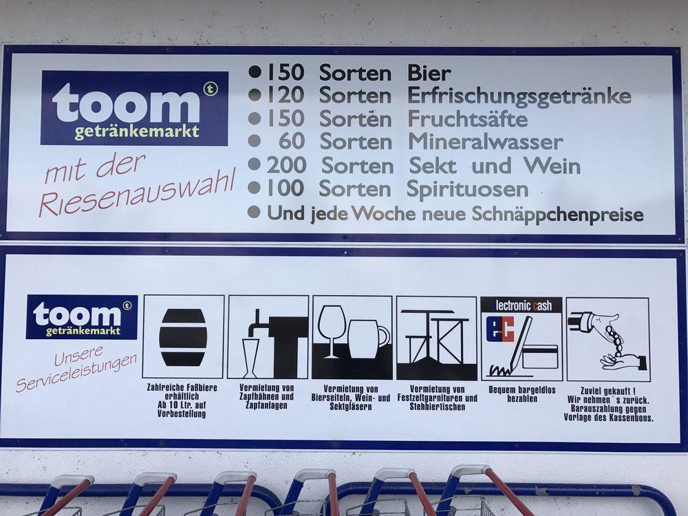 toom Getränkemarkt - Dornierstr. 2D, Gilching, Bayern ...