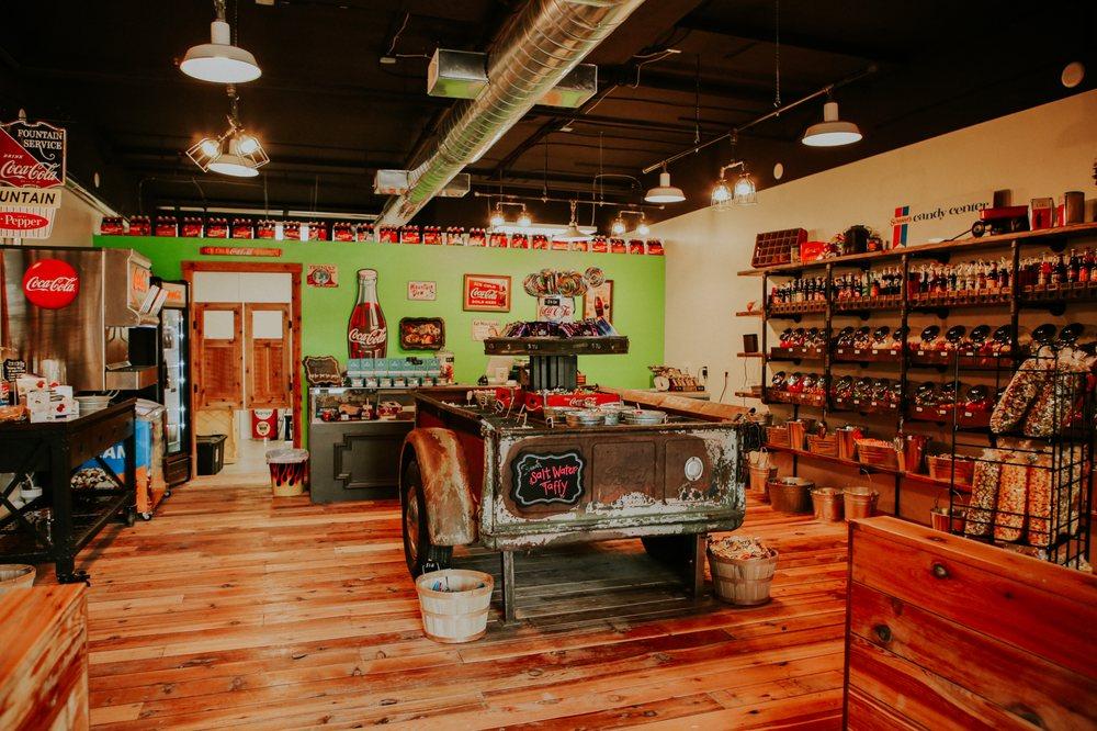 Bear Lake Candy Company: 88 S Bear Lake Blvd, Garden City, UT