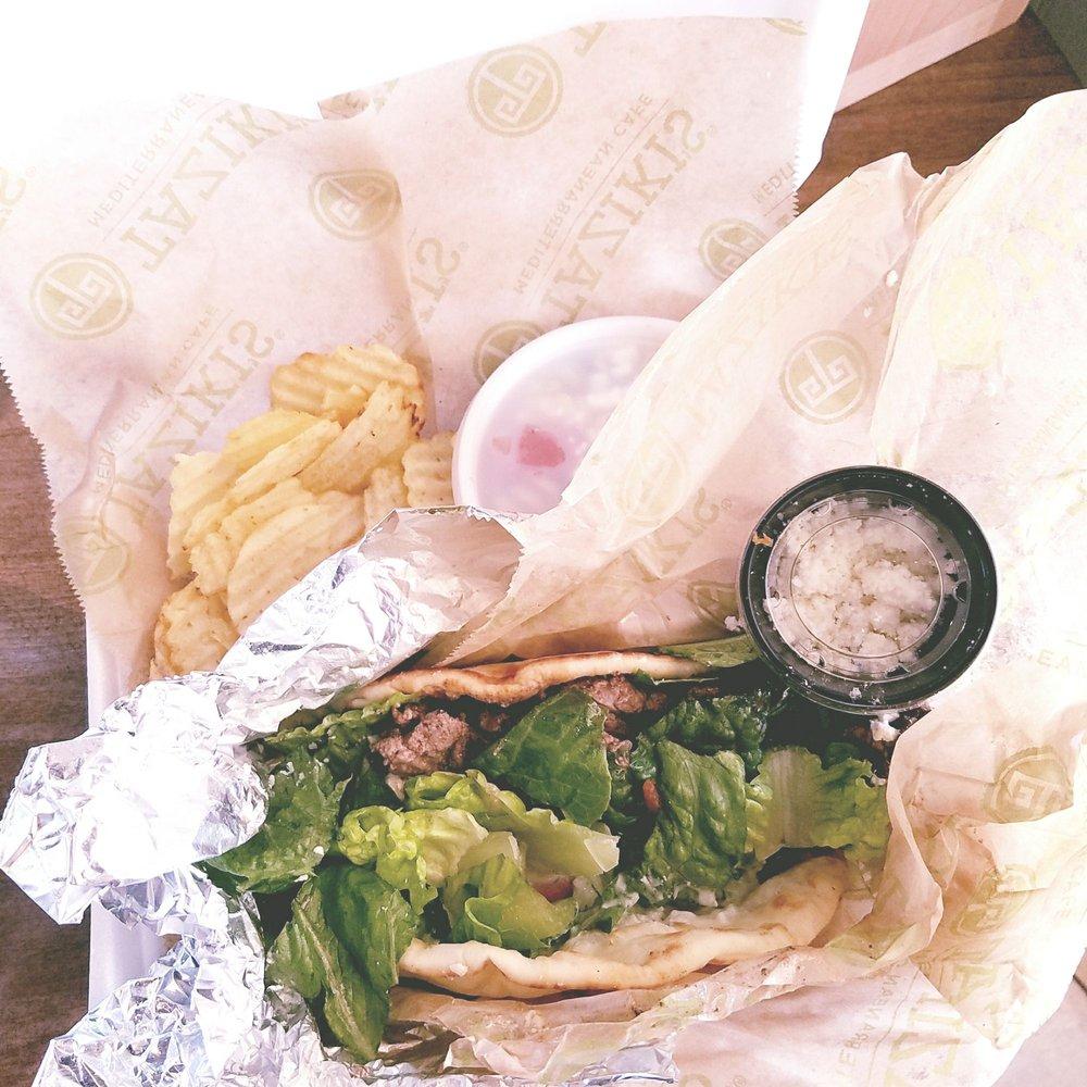 Taziki's Mediterranean Cafe: 14035 Beach Blvd, Jacksonville, FL