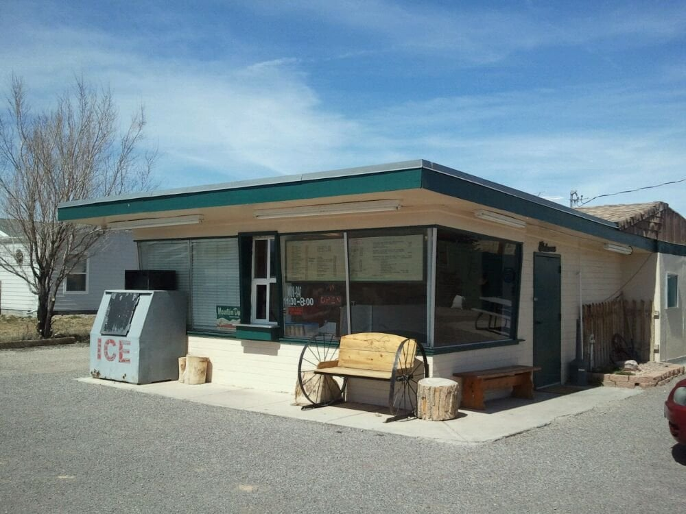 maria s grill ferm burger 193 e 200 s loa ut tats unis restaurant avis num ro. Black Bedroom Furniture Sets. Home Design Ideas