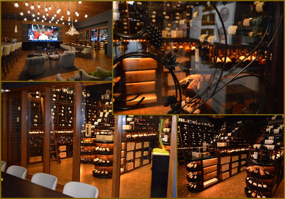 Photo Of Wine Cellar Specialists Tampa Fl United States Custom Home