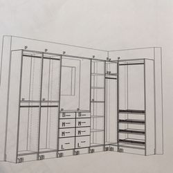 Photo Of Closets By Simple Design   Sartell, MN, United States. Drawing Of