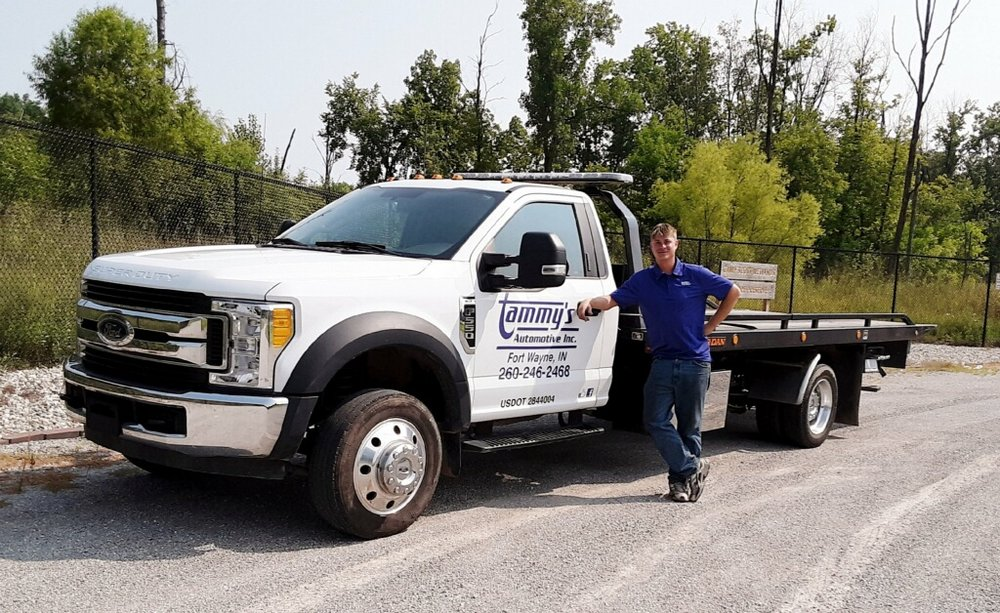 Tammy's Towing: 4003 Oxford St, Fort Wayne, IN