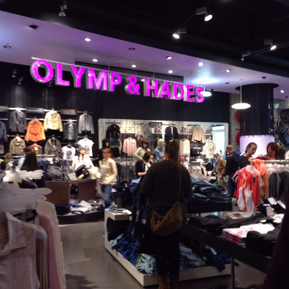 high quality really comfortable for whole family OLYMP & HADES - Fashion - AG-Weser-Str. 3, Bremen, Germany ...
