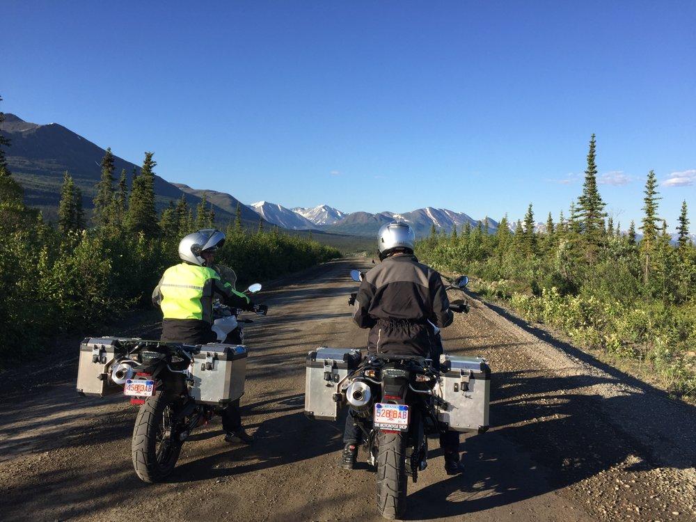 Alaska Motorcycle Adventures: 520 W 58th Ave, Anchorage, AK