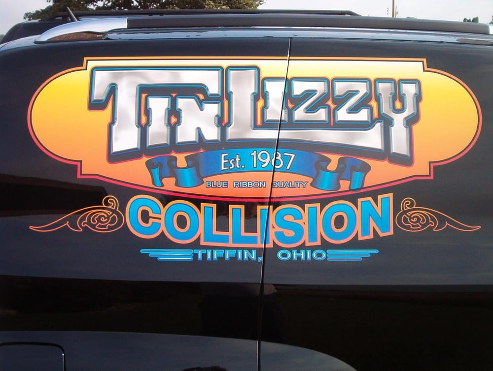 Photo of Tin Lizzy Collision: Tiffin, OH