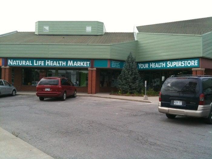 Natural Health Market Thornhill
