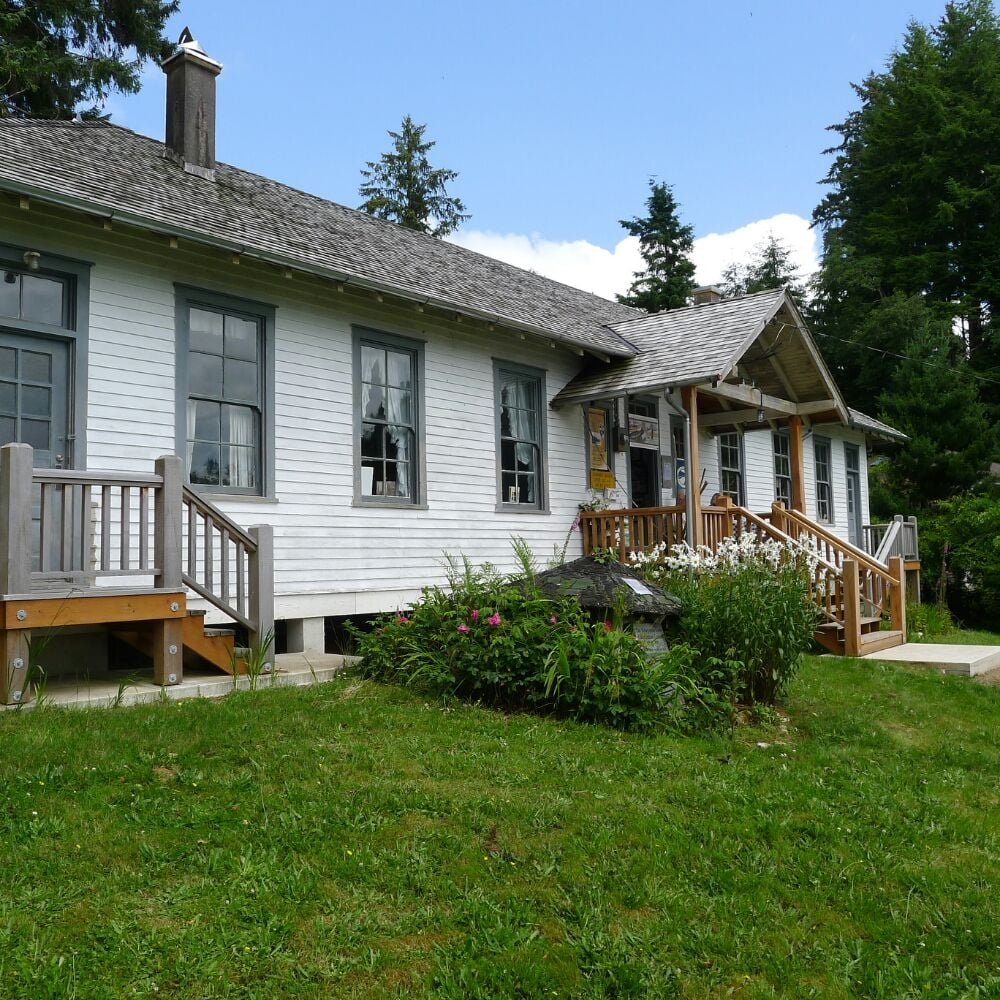 Knappton Cove Heritage Center: 501ST Hwy 401, Rosburg, WA