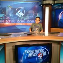 Kob-Tv 4 - Television Stations - 4 Broadcast Plz SW, Barelas/South